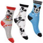 Mickey zokni szett