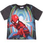 Pókember grafit póló