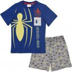 Pókember fluoreszkáló pizsama
