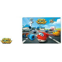 Super Wings 3D tányéralátét