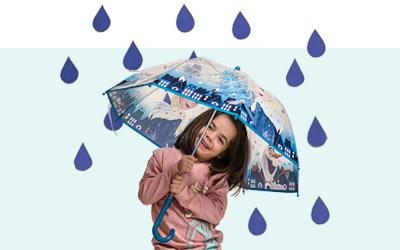mesefigurás esernyők